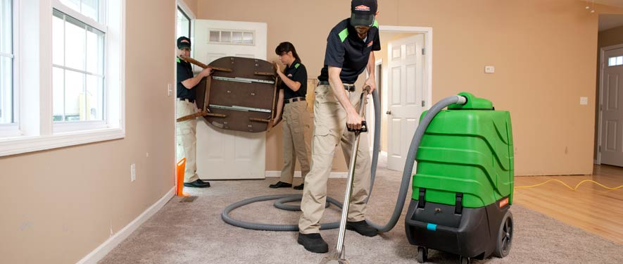 Virginia Beach, VA residential restoration cleaning